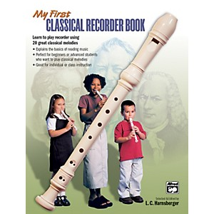 Alfred-My-First-Classical-Recorder-Book-Standard