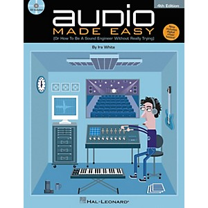 Hal-Leonard-Audio-Made-Easy-Book-and-CD---4th-Edition-Standard