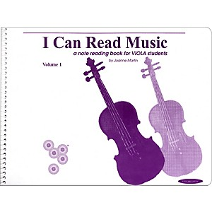 Alfred-I-Can-Read-Music-for-Viola--Volume-1-Book-Standard