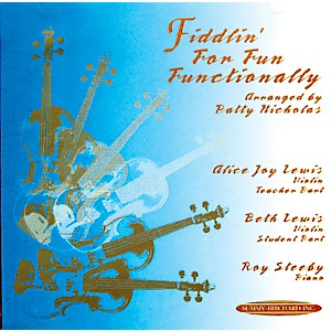 Alfred-Fiddlin--for-Fun-Functionally--CD--Standard