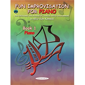 Alfred-Fun-Improvisation-for-----Piano-Book-CD-Standard