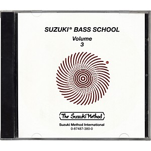 Alfred-Suzuki-Bass-School-CD-Volume-3-Standard