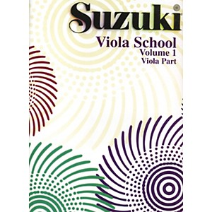Alfred-Suzuki-Viola-School-Viola-Part--Volume-1-Textbook-Standard