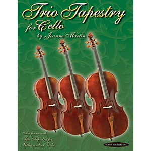 Alfred-Trio-Tapestry-for-Cello-Book-Standard
