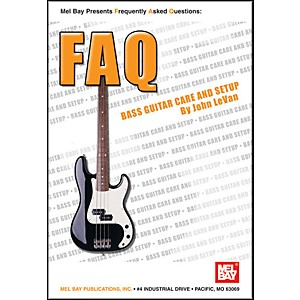 Mel-Bay-FAQ--Bass-Guitar-Care-and-Setup-Book-Standard