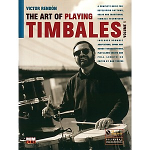 Alfred-Art-Of-Playing-Timbales-1---Victor-Rendon--Book-CD--Standard