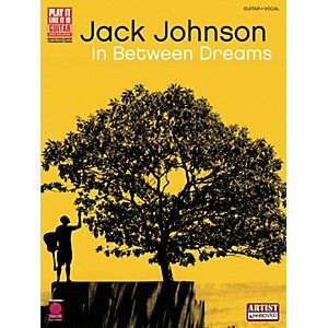 Cherry-Lane-Jack-Johnson-In-Between-Dreams-Guitar-Tab-Songbook--Standard
