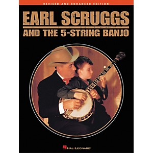 Hal-Leonard-Earl-Scruggs-and-the-5-String-Banjo--Book--Standard