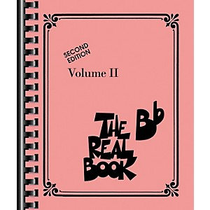 Hal-Leonard-The-Real-Book-Volume-2-Bb-2nd-Edition--Standard