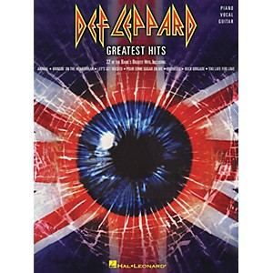 Hal-Leonard-Def-Leppard-Greatest-Hits-Piano--Vocal--Guitar-Songbook--Standard