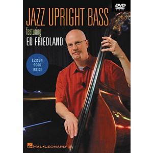 Hal-Leonard-Jazz-Upright-Bass-DVD-Featuring-Ed-Friedland-Standard