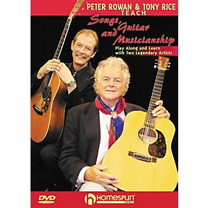 Homespun-Peter-Rowan---Tony-Rice-Teach-Songs--Guitar----Musicianship-DVD-with-Tab-Standard