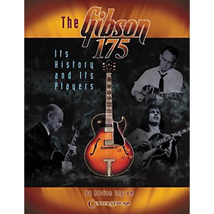 Centerstream-Publishing-The-Gibson-175-Its-History---Its-Players--Book--Standard