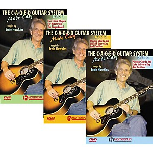 Homespun-The-C-A-G-E-D-Guitar-System-Made-Easy-DVDs-1-2----3-Standard