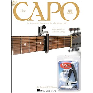 Hal-Leonard-The-Capo---Book-with-CD---Free-Kyser-Capo-Standard