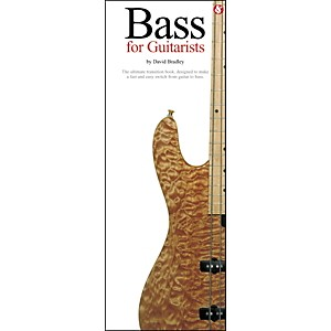 Music-Sales-Bass-for-Guitarists-Compact-Reference--Book--Standard