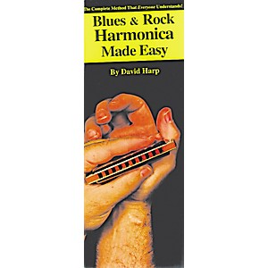 Music-Sales-Blues-and-Rock-Harmonica-Made-Easy-Compact-Reference-Book-Standard