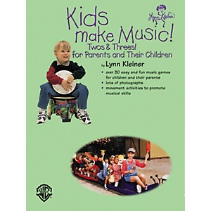 Rhythm-Band-Kids-Make-Music--Twos-and-Threes---Parents--Book--Standard