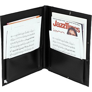 Protec-Big-Band-Music-Folder-Black