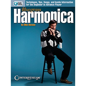 Centerstream-Publishing-Bluegrass-Harmonica-Book-CD-Standard
