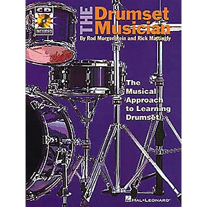 Hal-Leonard-The-Drumset-Musician-Book-CD-Standard