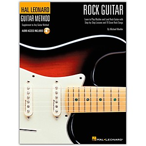 Hal-Leonard-Guitar-Method---Rock-Guitar-Book-CD-Standard