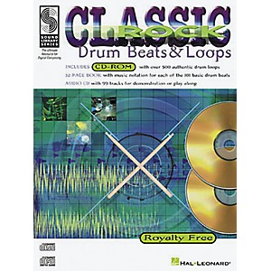 Hal-Leonard-Classic-Rock-Drum-Beats-and-Loops--Drum--Standard