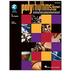 Hal-Leonard-Polyrhythms---The-Musician-s-Guide-Book-CD-Pack-Standard