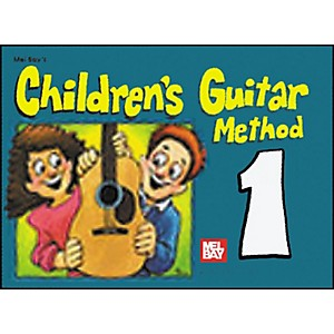 Mel-Bay-Children-s-Guitar-Method-with-CD-Standard