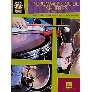 Hal-Leonard-The-Drummer-s-Guide-to-Shuffles-Book-CD-Standard