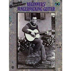 Alfred-Beginner-s-Fingerpicking-Guitar-Tab-Songbook-with-CD-Standard