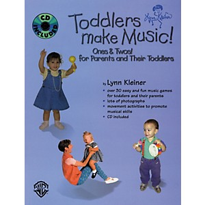 Rhythm-Band-Toddlers-Make-Music--Ones-and-Twos--Parents--Book-CD--Standard