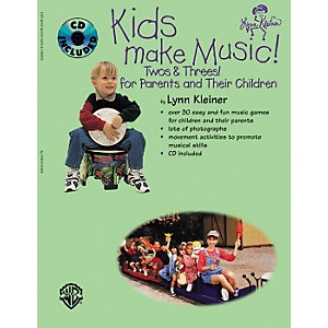 Rhythm-Band-Kids-Make-Music--Twos-and-Threes---Parents--Book-CD--Standard