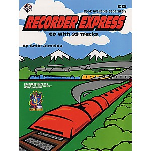 Alfred-Recorder-Express-CD-Standard