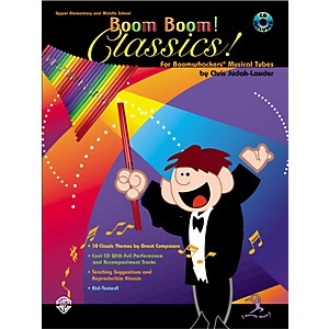 Alfred-Boom-Boom--Classics--Book-with-CD--Standard
