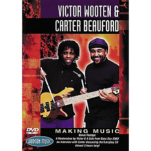 Hudson-Music-Victor-Wooten-and-Carter-Beauford---Making-Music-DVD-Standard