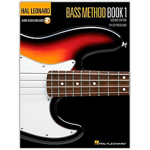 Hal-Leonard-Electric-Bass-Method-Book-I-with-CD-Standard