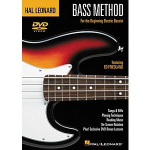 Hal-Leonard-Bass-Method--DVD--Standard