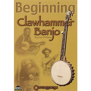 Centerstream-Publishing-Beginning-Clawhammer-Banjo--DVD--Standard
