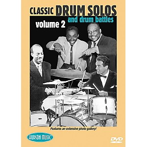 Hudson-Music-Classic-Solos-Drum--DVD--Standard