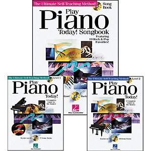 Hal-Leonard-Play-Piano-Today-Pack--Book-CD--Standard
