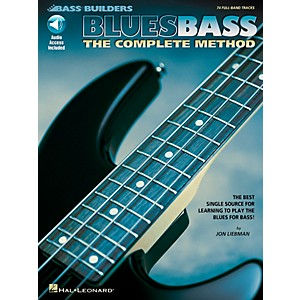 Hal-Leonard-Blues-Bass--Book-CD--Standard