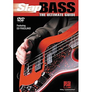 Hal-Leonard-Slap-Bass-The-Ultimate-Guide--DVD--Standard