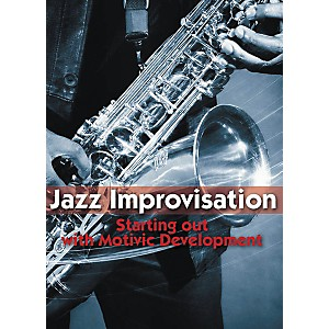 Berklee-Press-Jazz-Improvisation--Starting-Out-with-Motivic-Development--DVD--Standard