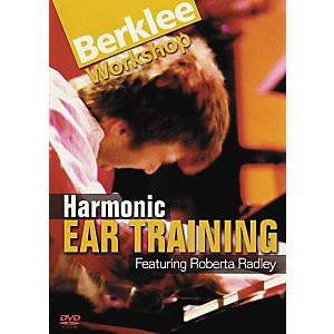 Berklee-Press-Harmonic-Ear-Training--DVD--Standard