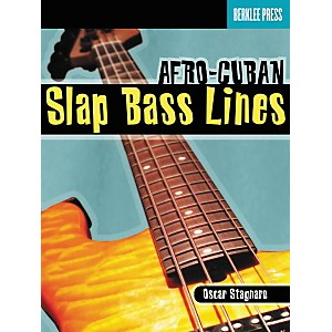 Berklee-Press-Afro-Cuban-Slap-Bass-Lines--Book-CD--Standard