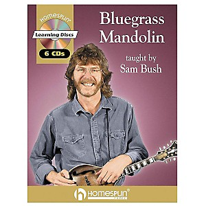 Homespun-Bluegrass-Mandolin--Book-CD--Standard