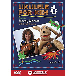 Homespun-Ukulele-for-Kids---Lesson-1--DVD--Standard