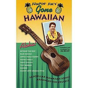 Flea-Market-Music-Jumpin--Jim-s-Gone-Hawaiian-Ukulele-Tab-Songbook-Standard
