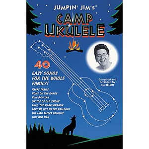Flea-Market-Music-Jumpin--Jim-s-Camp-Ukulele-Tab-Songbook-Standard